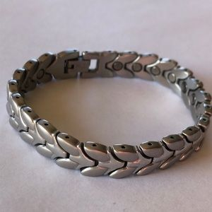Jewelry - Stainless Steel bracelet - Magnetic